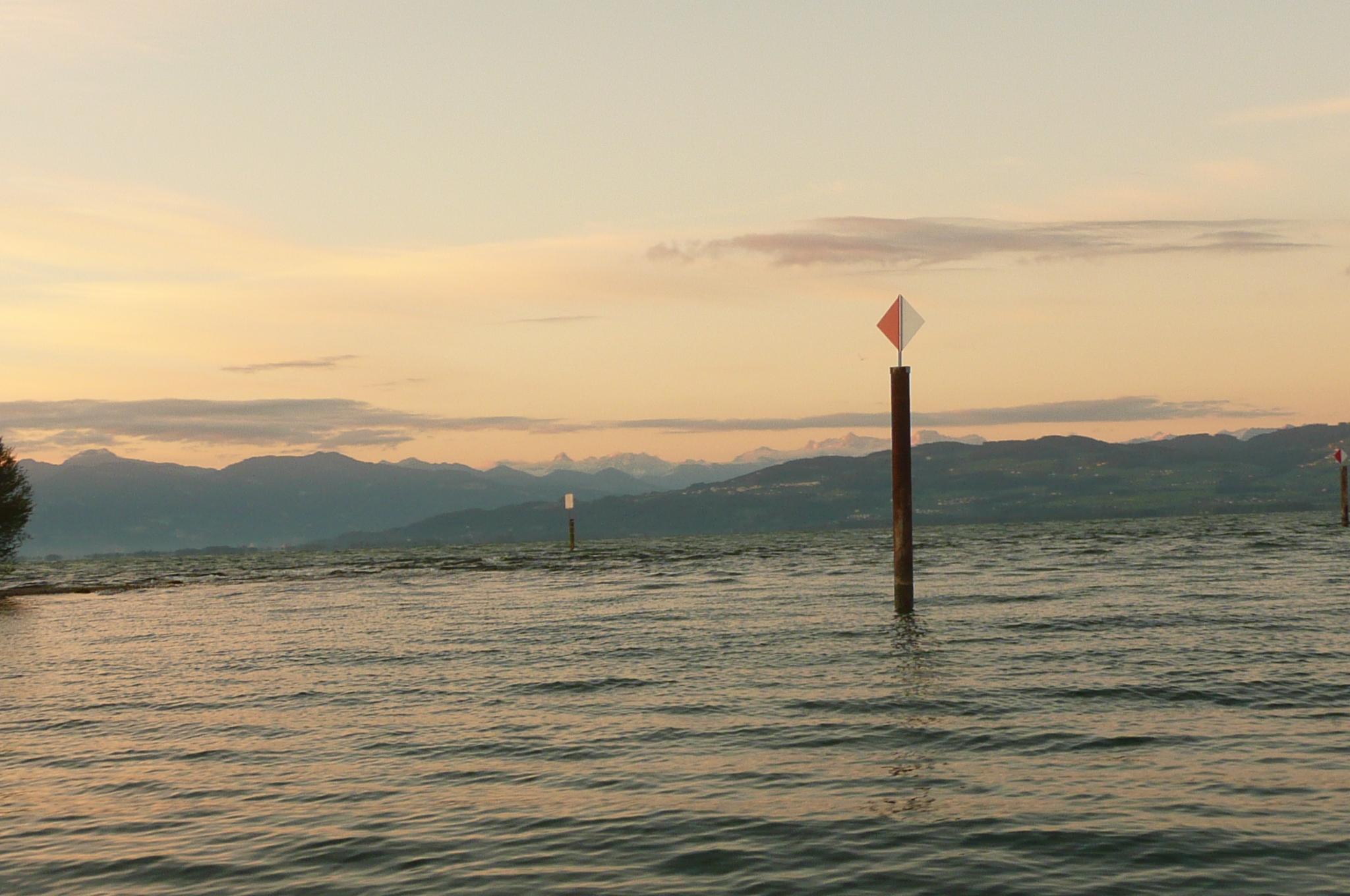 Seezeichen Bodensee