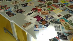 Stimmungskarten bei einer Zukunftswerkstatt
